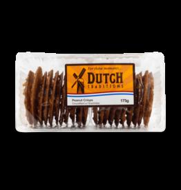 Dutch Tradition Peanut Snaps 175g