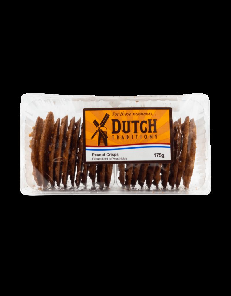 Dutch Tradition Dutch Tradition Peanut Snaps 175g