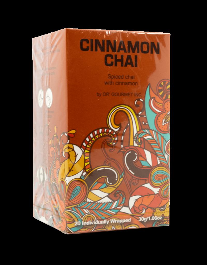 Earthteaze Earthteaze Cinnamon Chai Tea 20pk