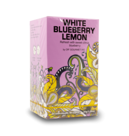 Earthteaze White Blueberry Lemon 20pk