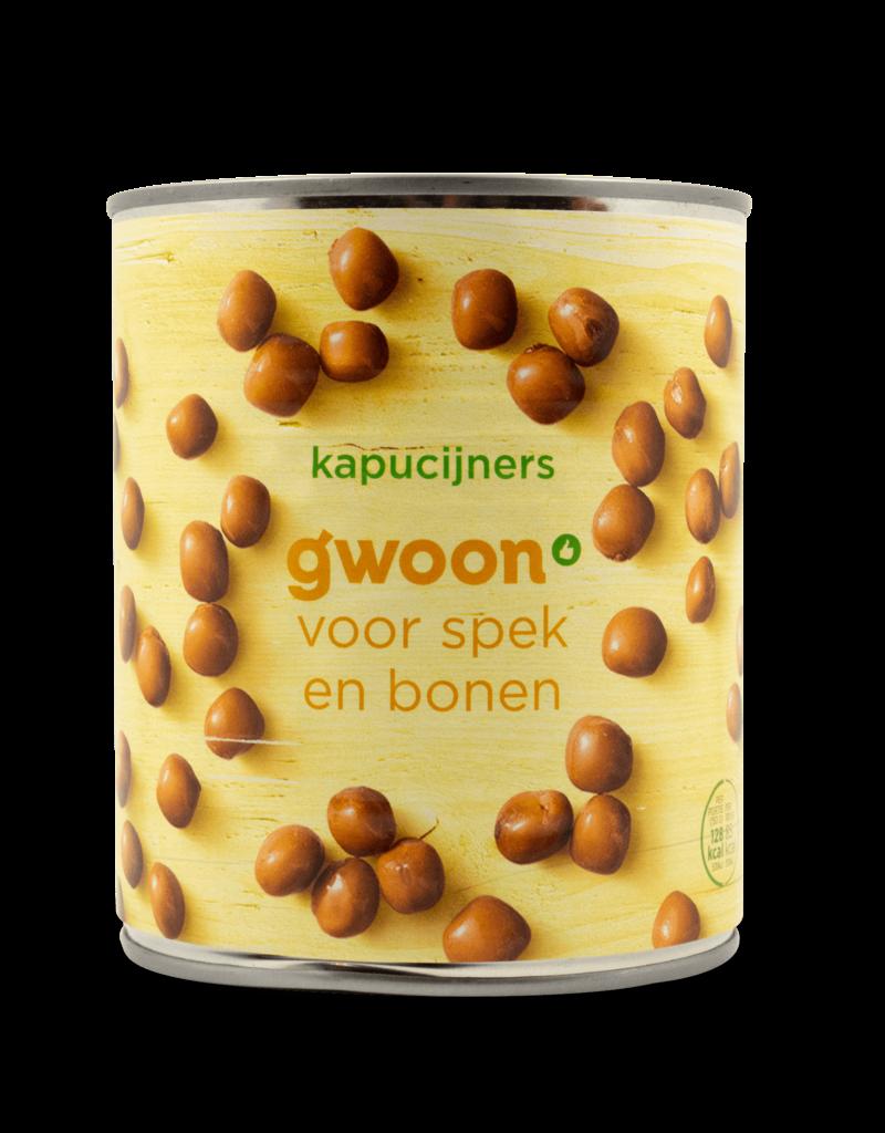 Gwoon Gwoon Kapucijners 840ml