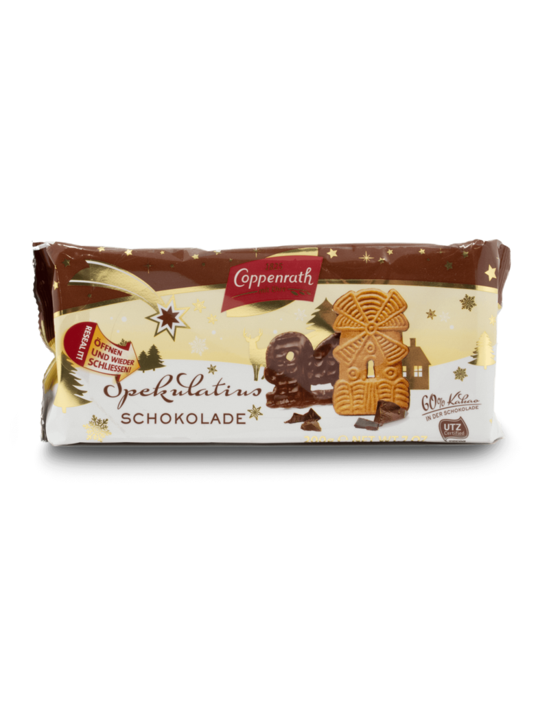 Coppenrath Coppenrath Chocolate Speculaas 200g