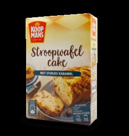 Koopmans Stroopwafel Cake Mix 400g