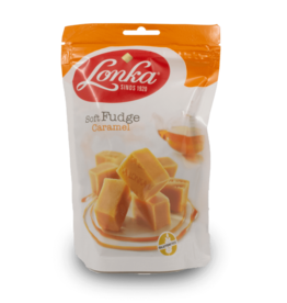 Lonka Soft Fudge - Caramel 300g