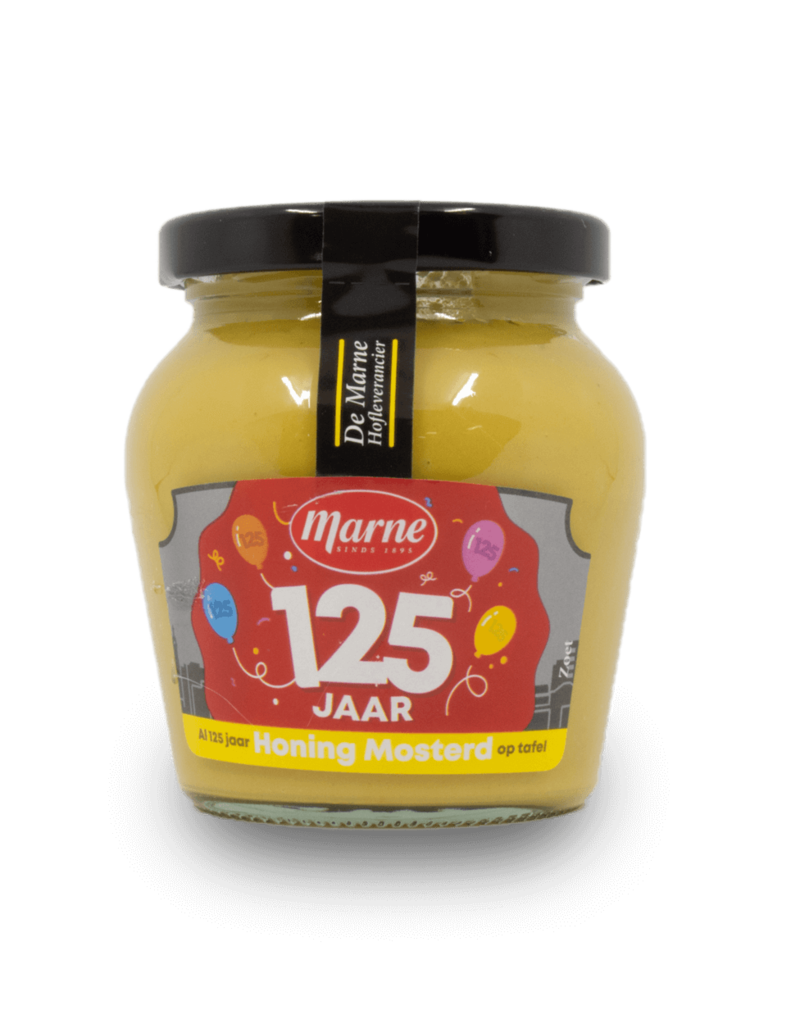 Marne Marne Mustard - Honey 235g