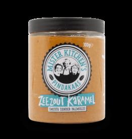 Mr Kitchen Caramel Seasalt Peanut Butter 300g