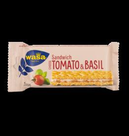 Wasa Sandwich Crackers - Tomato Basil 40g