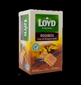 Loyd Rooibos Honey Vanilla 20x2g