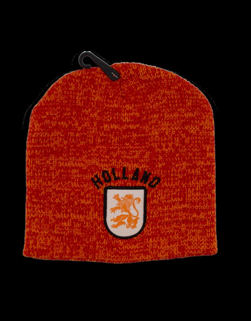 Toque - Lion, Red and Orange