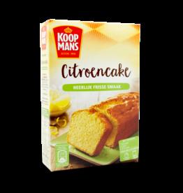 Koopmans Koopmans Lemon (Citroen) Cake Mix 400g