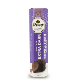 Droste Chocolate Pastilles - Extra Dark 80g
