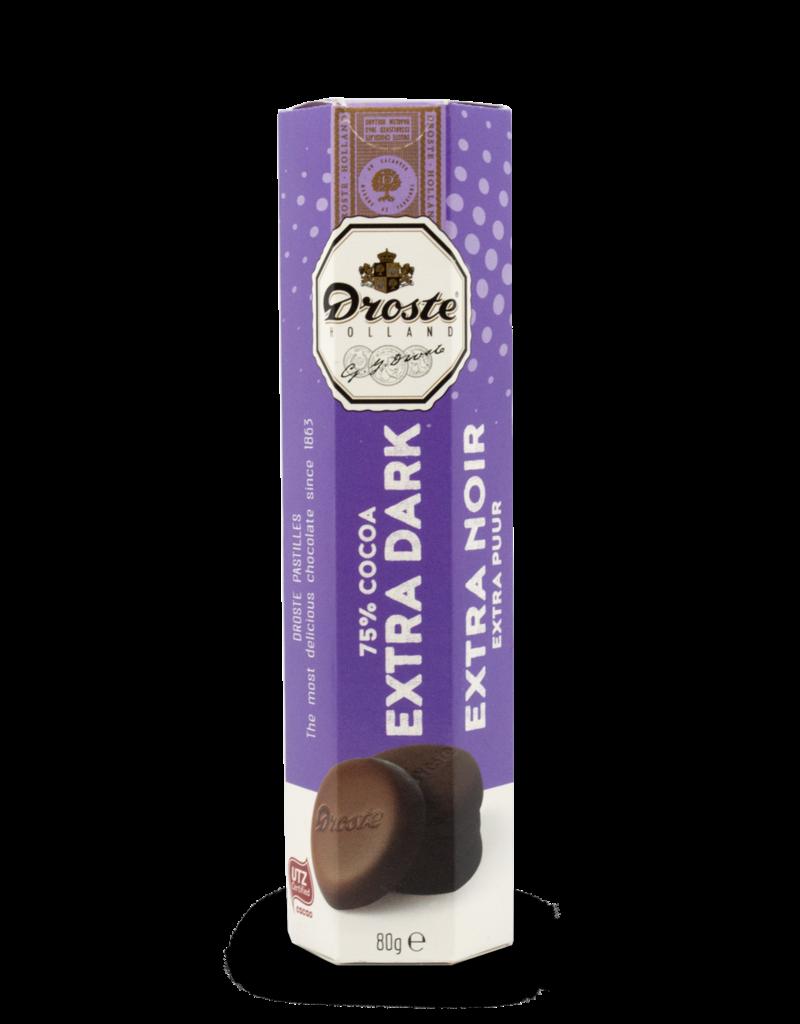 Droste Droste Chocolate Pastilles - Extra Dark 80g