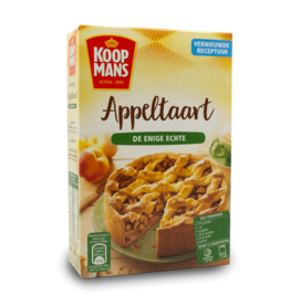 Koopmans Appeltaart Apple Pie Mix 440g