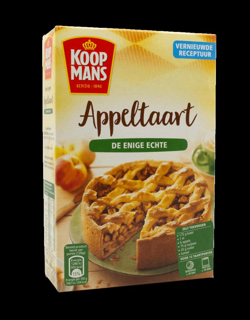 Koopmans Koopmans Appeltaart Apple Pie Mix 440g