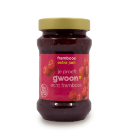 Gwoon Extra Jam - Raspberry 450g