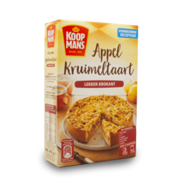 Koopmans Apple Crumble Cake Mix 400g