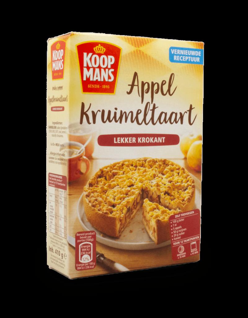 Koopmans Koopmans Apple Crumble Cake Mix 400g