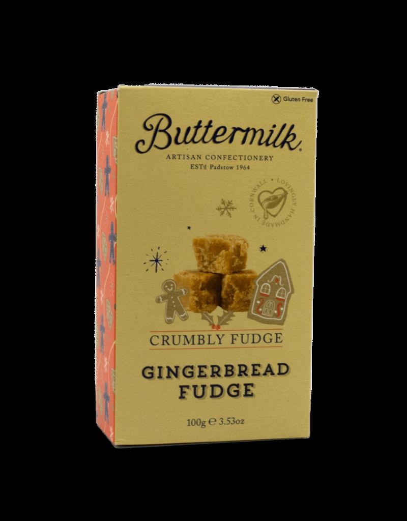 Buttermilk Kitchen Buttermilk Kitchen Gingerbread Gluten-Free Fudge 100g