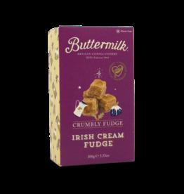 Buttermilk Kitchen Irish Cream Gluten-Free Fudge 100g