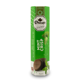 Droste Chocolate Pastilles - Dark with Mint 80g