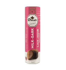 Droste Chocolate Pastilles - Milk / Dark 80g