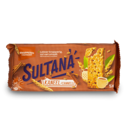 Sultana Cinnamon Biscuits 218g