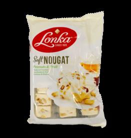 Lonka Lonka Soft Nougat - Peanut & Fruit 180g