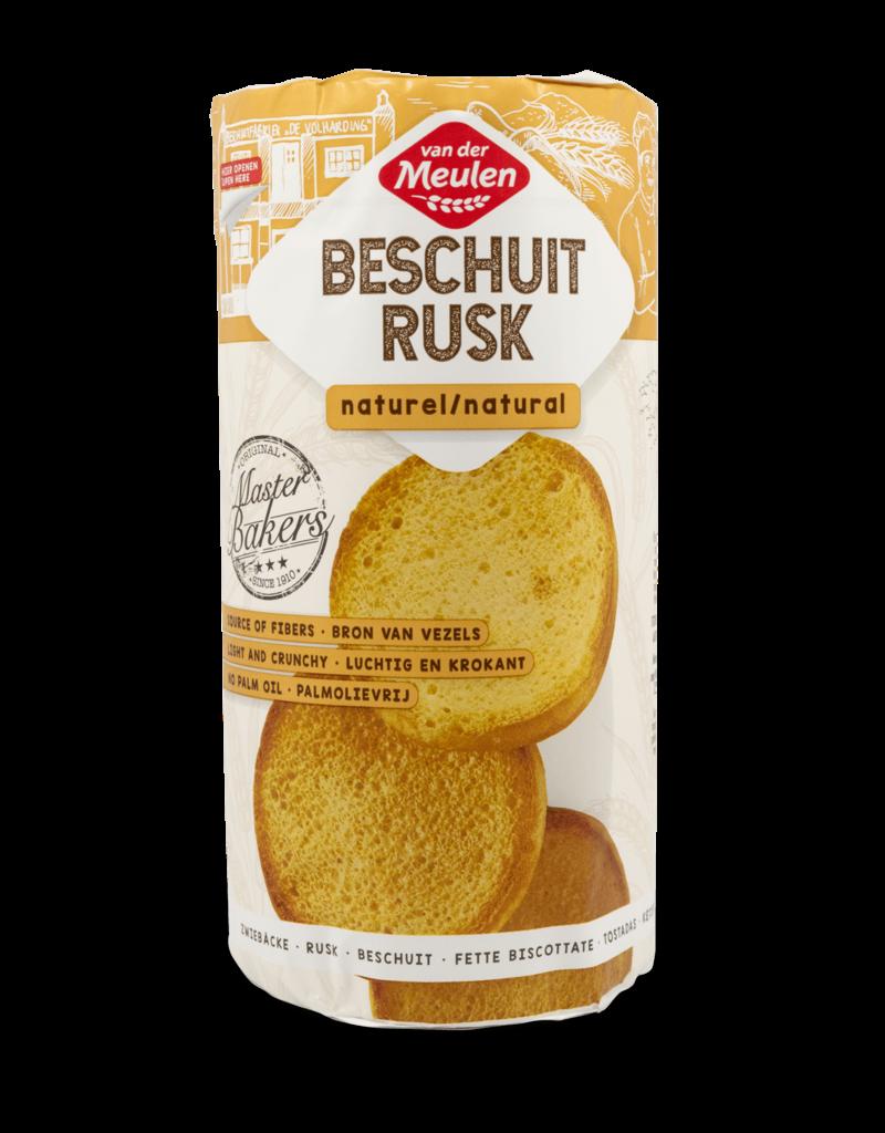 Van Der Meulen Van Der Meulen Holland Toast Regular Bescuit (Rusk) 100g