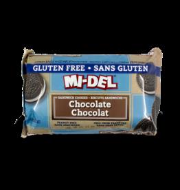 Mi-Del Gluten Free Chocolate Sandwich Cookies 227g
