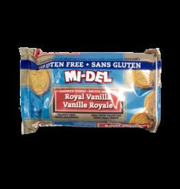 Mi-Del Gluten Free Vanilla Sandwich Cookies 227g