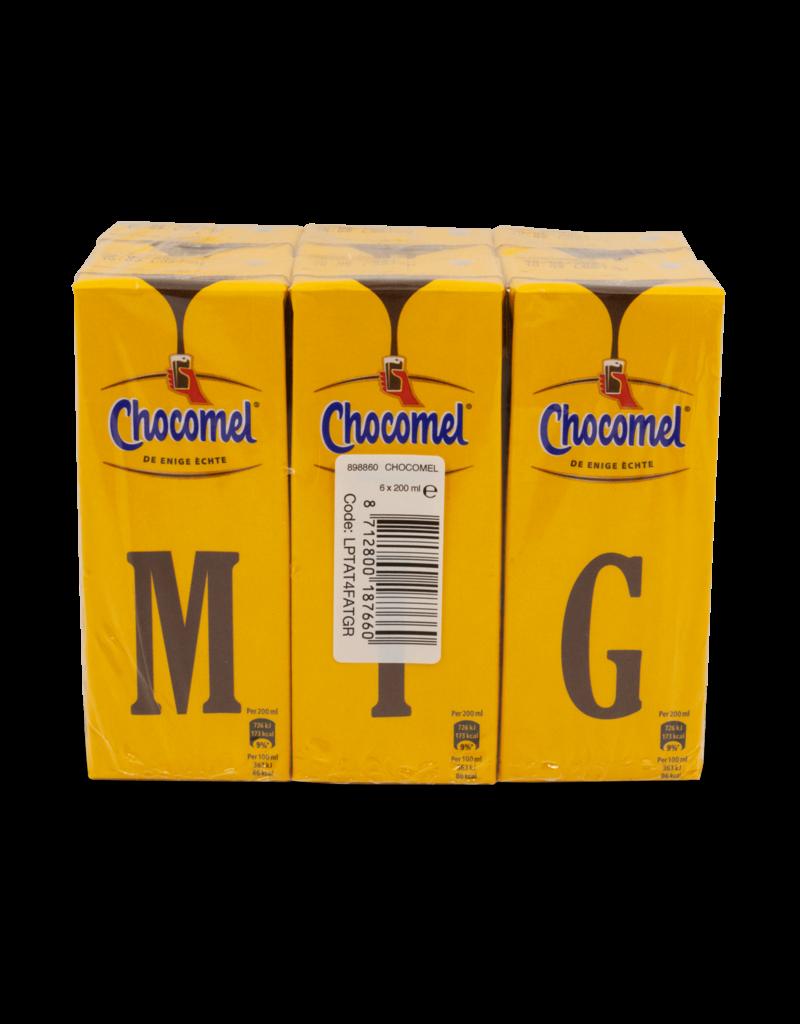 Chocomel Chocomel 6pk 6x200ml