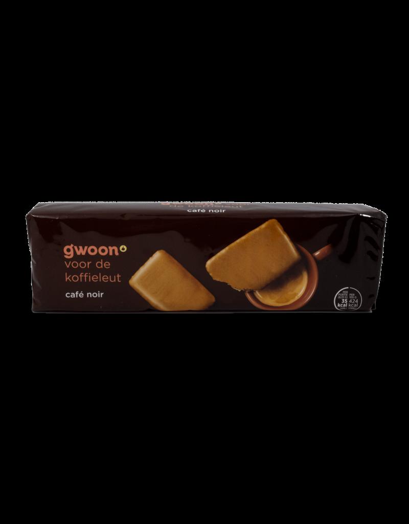 Gwoon Gwoon Cafe Noir Cookies 200g