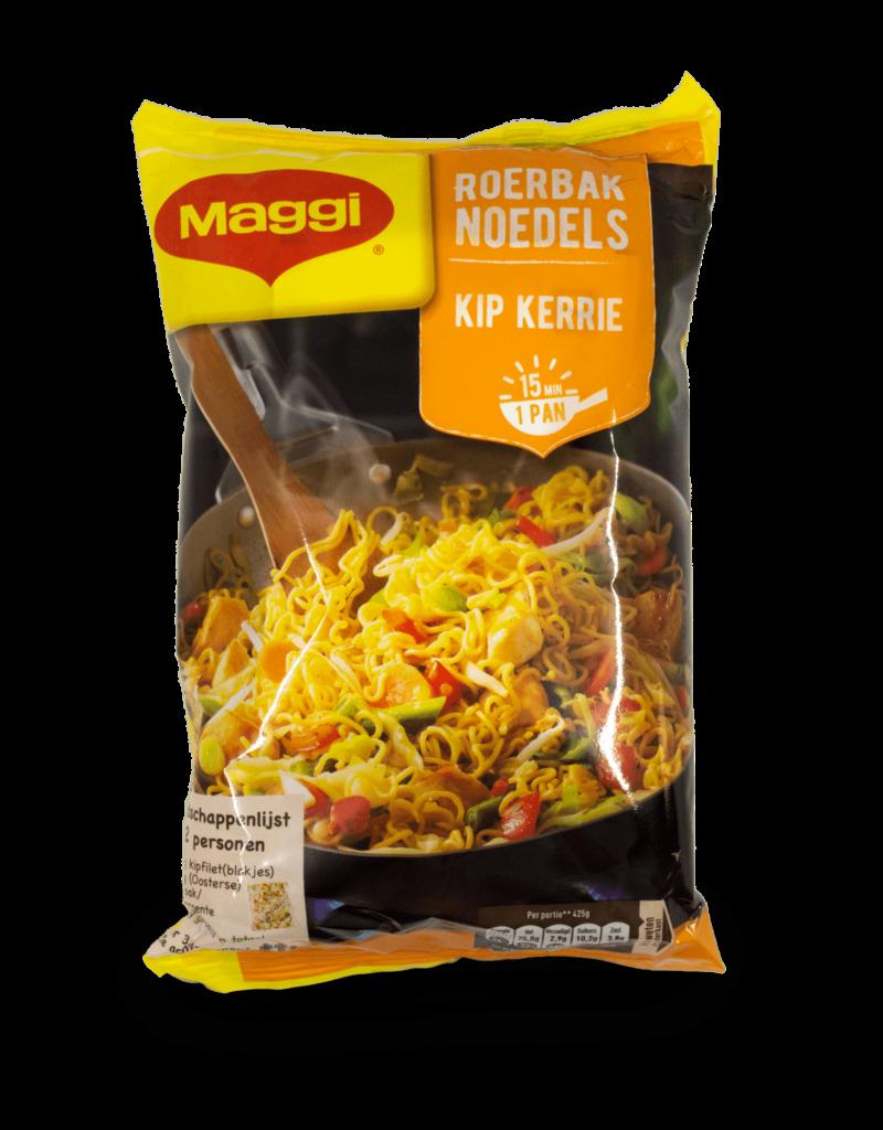 Maggi Maggi Stir Fry Noodles - Chicken Curry 185g