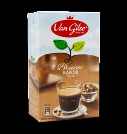 Van Gilse Fine Brown Candy Sugar (Kandij) 500g