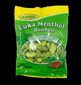 Woogie Eucalyptus Menthol Candy 250g