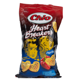 Chio Heart Breakers - Paprika 125g