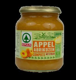 Spar Apple Apricot Compote 340ml