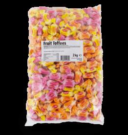 Van Melle Fruit Toffees 2kg