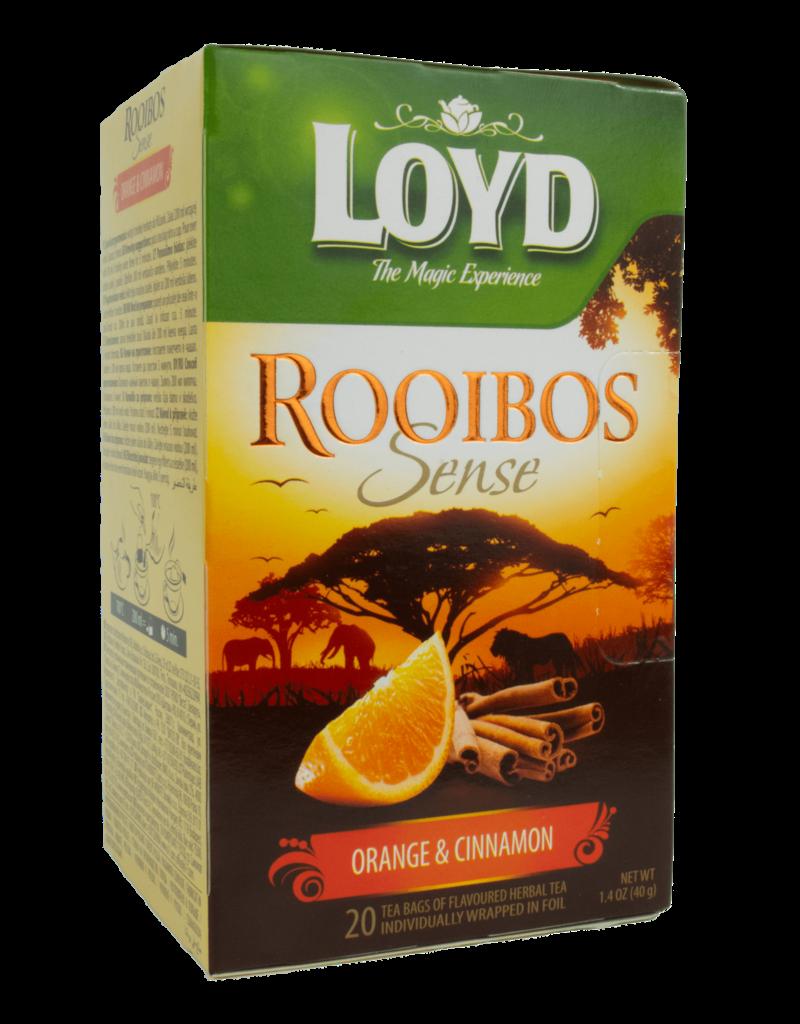 Loyd Loyd Rooibos Orange Cinnamon 20x2g