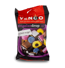 Venco English Drop 127g