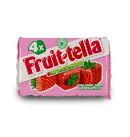Fruittella Strawberry 4pk