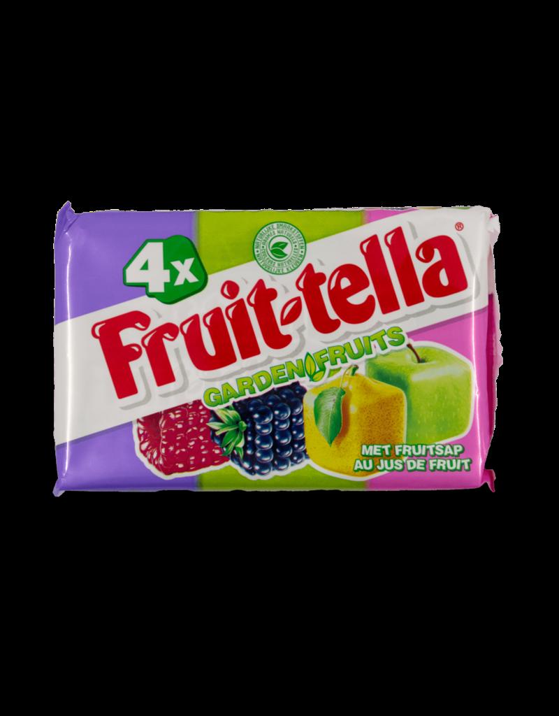 Fruittella Fruittella Garden Fruit 4pk