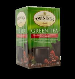 Twinings Green Tea with Pomegranate, Raspberry & Strawberry