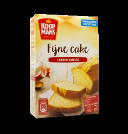Koopmans Fijne Cake Fine Cake Mix 400g