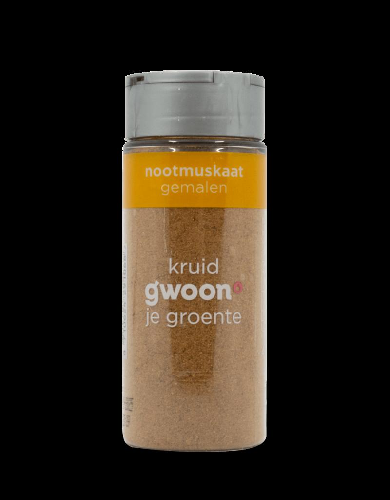 Gwoon Gwoon Ground Nutmeg 48g