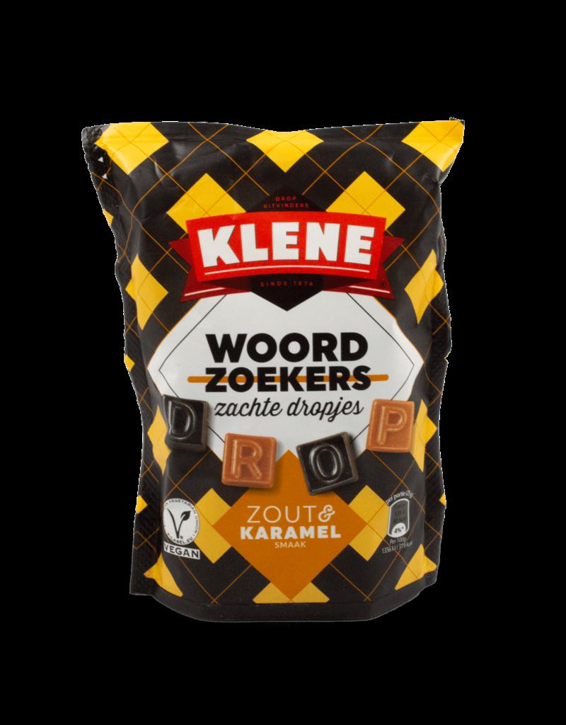 Klene Klene Woordoekkers Salt & Caramel 220g