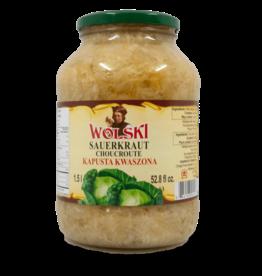 Wolski Sauerkraut 1.5kg