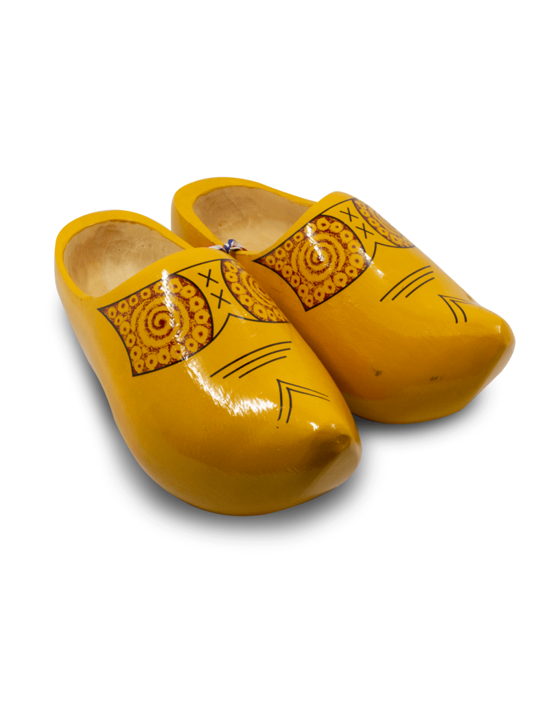 Wooden Shoes (Clogs) Pair