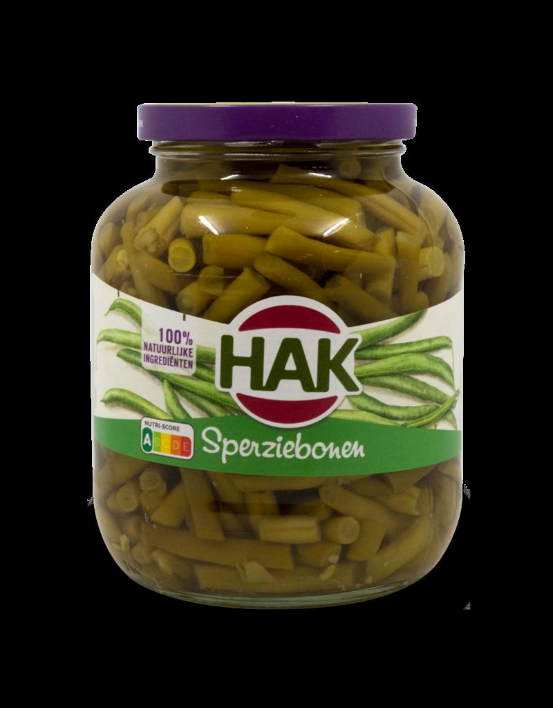 Hak Hak Green Beans 675ml