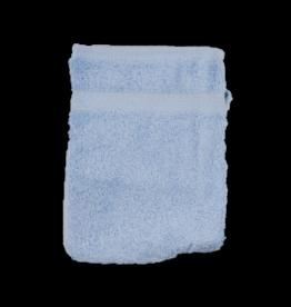 Capetown Washandjes 16cm x 21cm Light Blue
